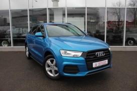 Audi Q3 2015 г. (голубой)