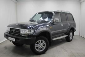 Toyota Land Cruiser 1997 г. (черный)
