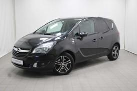 Opel Meriva 2014 г. (черный)