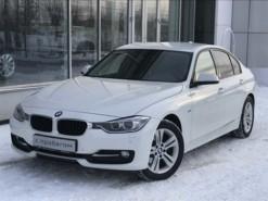 BMW 3er 2012 г. (белый)