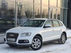 Audi Q5 2014 г. (белый)