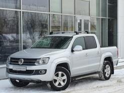 Volkswagen Amarok 2013 г. (серебряный)