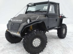 Land Rover Defender 2007 г. (черный)