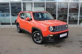 Jeep Renegade 2018 г. (оранжевый)