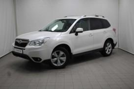 Subaru Forester 2013 г. (белый)