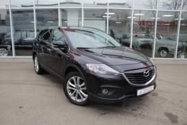 Mazda CX-9 2012 г. (черный)
