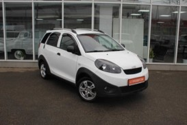Chery IndiS (S18D) 2012 г. (белый)