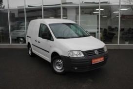 Volkswagen Caddy 2008 г. (белый)