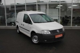Volkswagen Caddy 2008 г. (белый)