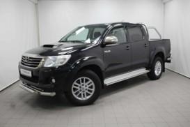 Toyota Hilux 2014 г. (черный)