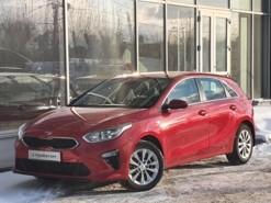 Kia Ceed 2018 г. (красный)