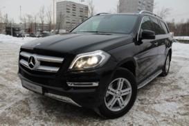 Mercedes-Benz GL 2013 г. (черный)