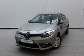 Renault Fluence 2013 г. (бежевый)