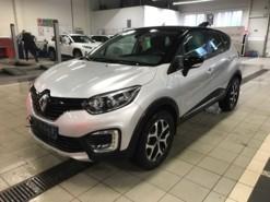 Renault Kaptur 2017 г. (серебряный)