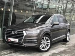 Audi Q7 2018 г. (коричневый)