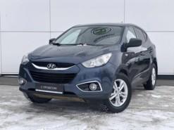 Hyundai ix35 2010 г. (синий)