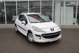 Peugeot 207 2008 г. (белый)