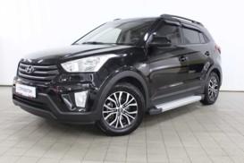 Hyundai Creta 2018 г. (черный)