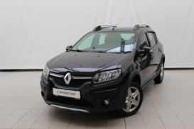 Renault Sandero 2017 г. (черный)