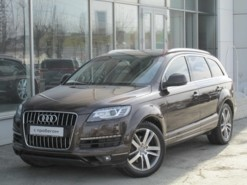 Audi Q7 2013 г. (коричневый)