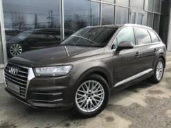 Audi Q7 2015 г. (коричневый)