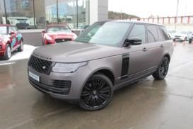 Land Rover Range Rover 2019 г. (серый)