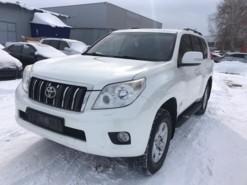Toyota Land Cruiser Prado 2013 г. (белый)