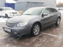 Chrysler Sebring 2007 г. (серый)