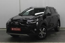 Toyota RAV4 2019 г. (черный)