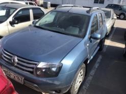 Renault Duster 2012 г. (голубой)