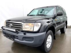 Toyota Land Cruiser 2005 г. (черный)