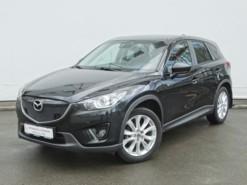 Mazda CX-5 2012 г. (черный)