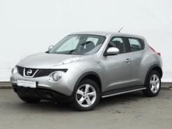 Nissan Juke 2013 г. (серебряный)