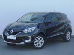 Renault Kaptur 2016 г. (черный)