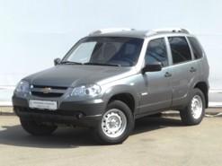 Chevrolet Niva 2012 г. (серый)