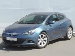 Opel Astra 2013 г. (синий)