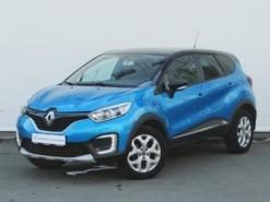 Renault Kaptur 2016 г. (голубой)