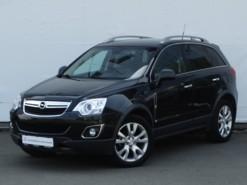 Opel Antara 2012 г. (черный)