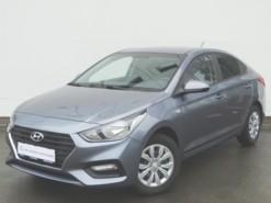 Hyundai Solaris 2017 г. (серый)