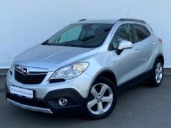Opel Mokka 2014 г. (серебряный)