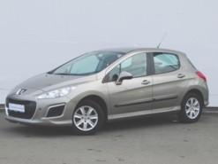 Peugeot 308 2011 г. (бежевый)