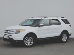 Ford Explorer 2013 г. (белый)