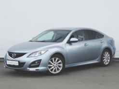 Mazda 6 2011 г. (серебряный)