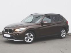 BMW X1 2014 г. (коричневый)