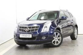 Cadillac SRX 2011 г. (синий)