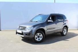 Suzuki Grand Vitara 2012 г. (серый)