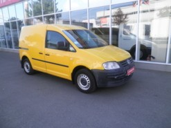 Volkswagen Caddy 2006 г. (желтый)