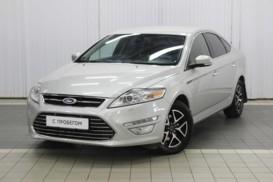 Ford Mondeo 2011 г. (серебряный)