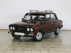 LADA 2106 2000 г. (красный)