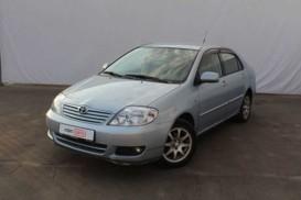 Toyota Corolla 2006 г. (синий)